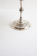 Engraved silver dessert pedestal | Sold on Madame de la Maison