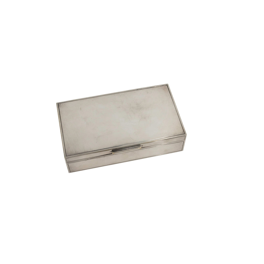 antique silver box | sold on www.madamedelamaison.com