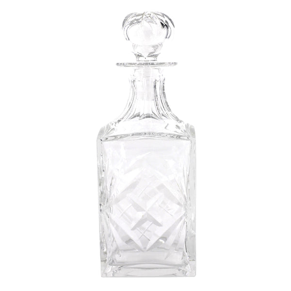 Antique St Louis Crystal Decanter | Sold on www.madamedelamaison.com