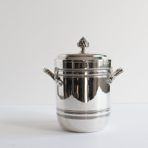 Antique Ice Bucket | Sold on www.madamedelamaison.com