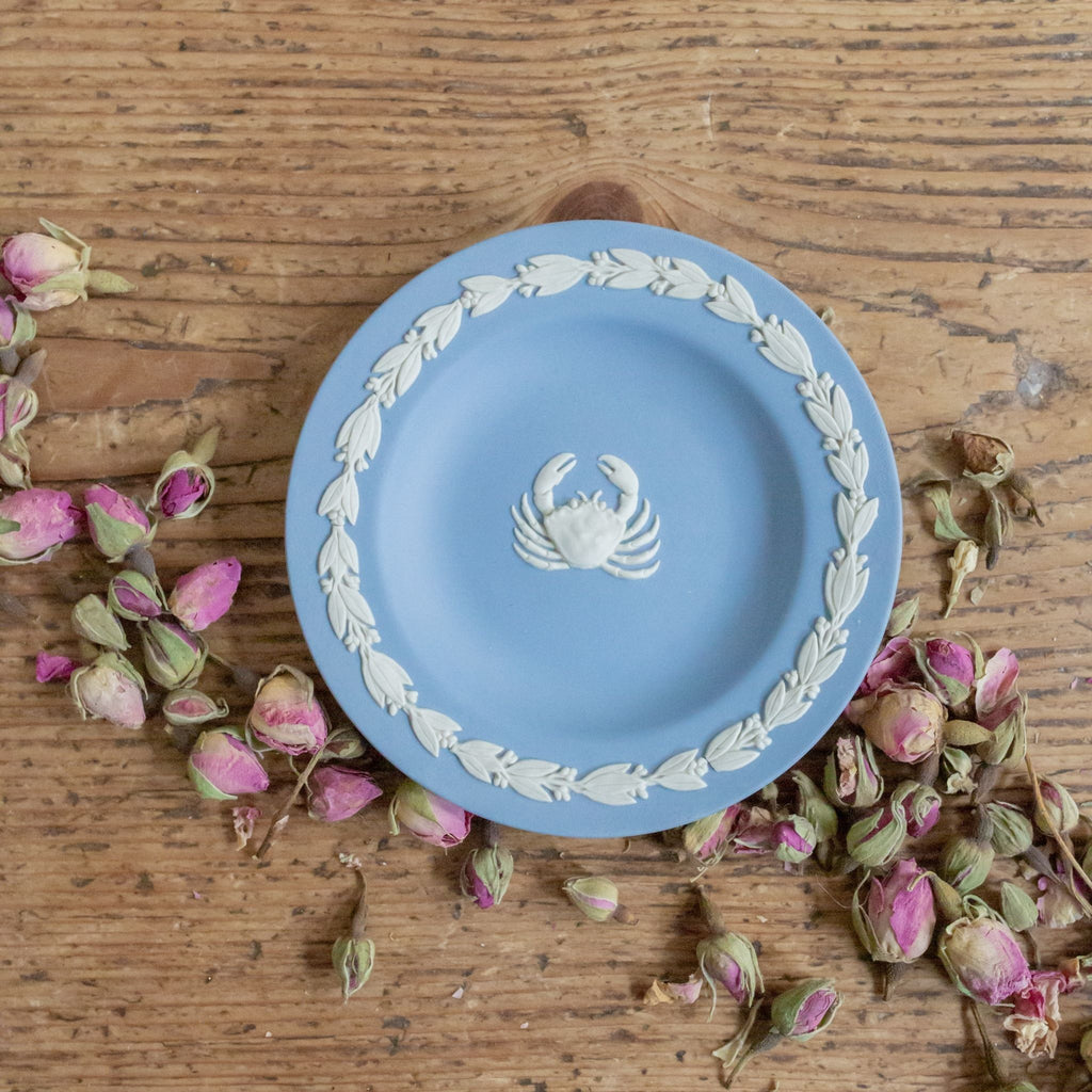 Wedgwood Cancer Jasperware Pin Dish