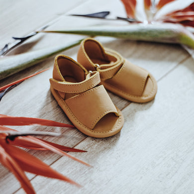 SALE Anais Sandal | Citrus Leather