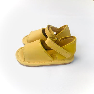 Anais Sandal | Citrus Leather