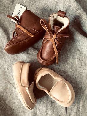 Baby Boy Bundle | Jax Boot and Hughie Loafer