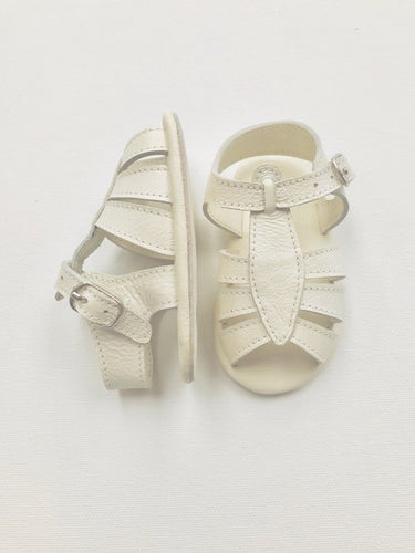 Pre Walker Noemi T-bar Sandal - leather sole