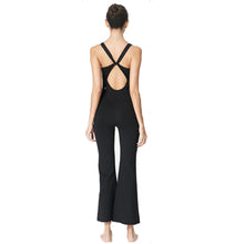 Eumerce Women's Exercise Yoga Jumpsuit Yoga Fitness Dance Sleeveless One-Piece Suit Spring