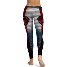 Eumerce Fashion Womens Leggings Yoga Waist Sexy Siren Printed Summer Gym Sport Power Girl