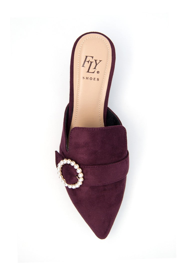 NAYARA X FLY SHOES 5678 POPPY MAROON