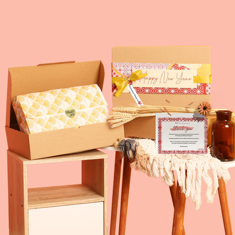 Box Valentine Hampers - Additional