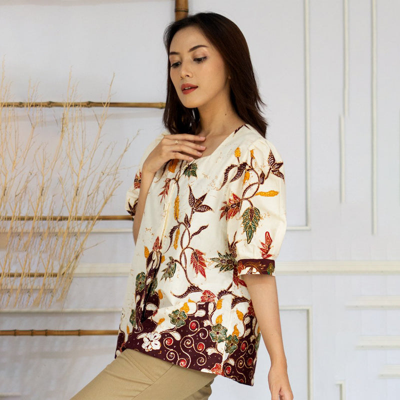 Blouse Batik Julie MS