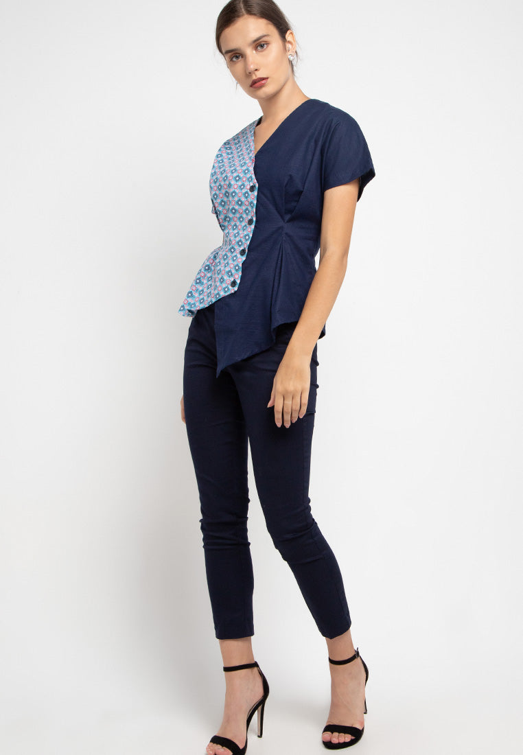 Blouse Vita Navy