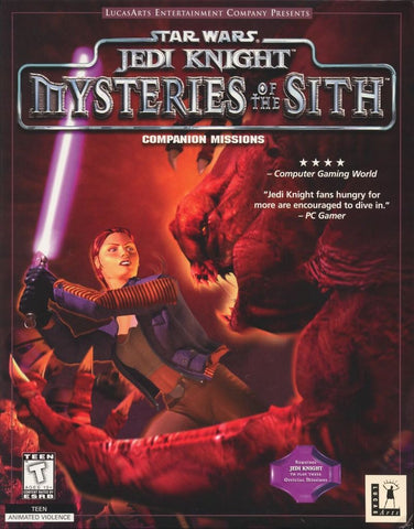Star Wars Jedi Knight: Mysteries of the Sith-Oyun-Oyun Al u0130ndir