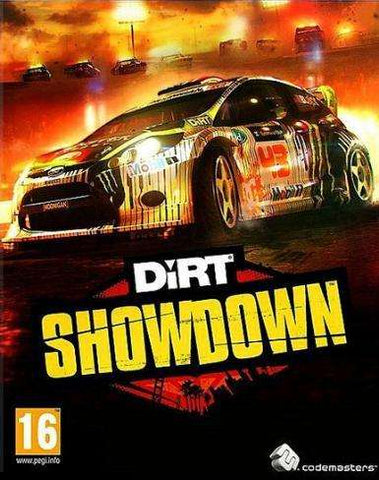 DiRT Showdown-Oyun-Oyun Al u0130ndir