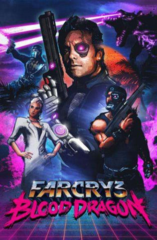 Far Cry 3: Blood Dragon-Oyun-Oyun Al u0130ndir