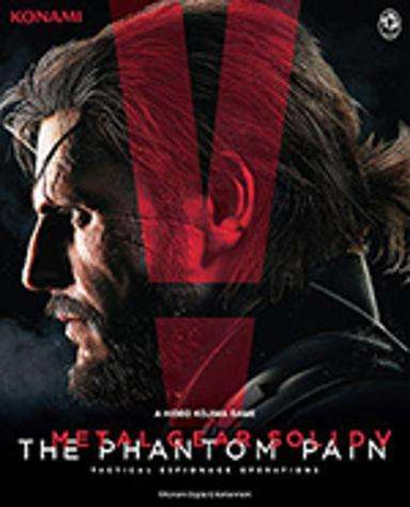 Metal Gear Solid V: The Phantom Pain-Oyun-Oyun Al u0130ndir