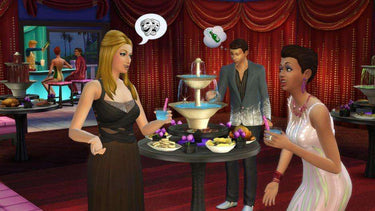The Sims 4: Luxury Party Stuff-Oyun-Oyun Al u0130ndir