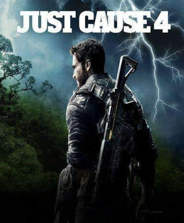 Just Cause 4-Oyun-Oyun Al u0130ndir