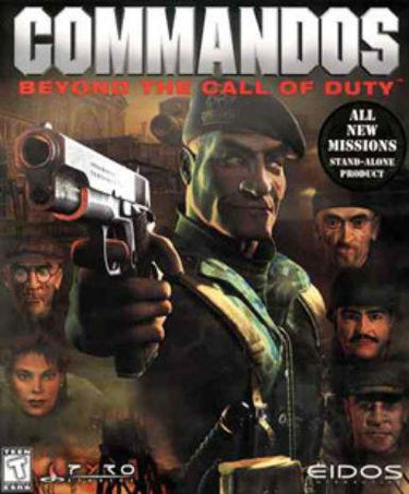 Commandos: Beyond the Call of Duty-Oyun-Oyun Al u0130ndir