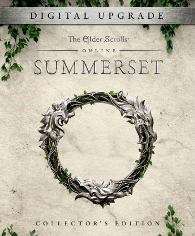 The Elder Scrolls Online: Summerset (Digital Collector's Upgrade Edition)-Oyun-Oyun Al u0130ndir
