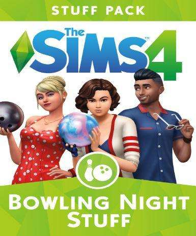The Sims 4: Bowling Night Stuff-Oyun-Oyun Al u0130ndir