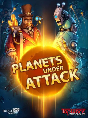 Planets Under Attack--Oyun Al u0130ndir