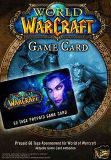 World of Warcraft 60-day time card-Oyun-Oyun Al u0130ndir