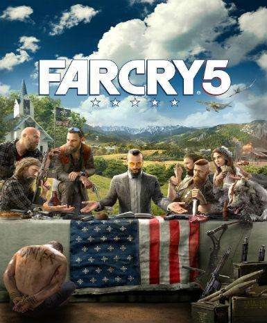 Far Cry 5-Oyun-Oyun Al u0130ndir