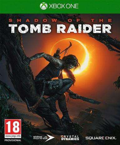 Shadow of the Tomb Raider (Xbox One)-Oyun-Oyun Al u0130ndir