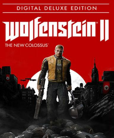Wolfenstein II: The New Colossus (Deluxe Edition)-Oyun-Oyun Al u0130ndir