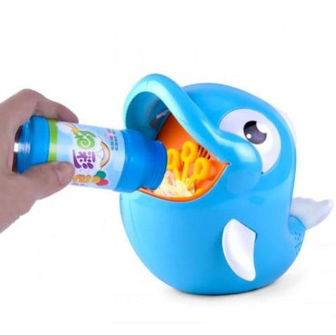 Dolphin Bubble Machine