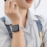 Women Watch Band Adjustable Compatible with Apple Watch Series 1, 2, 3Fitbit versa - Chilling Outdoors