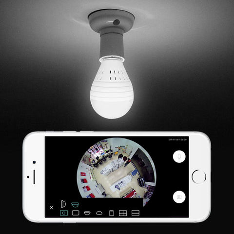Security Bulb