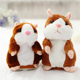 THE TALKING HAMSTER PLUSH TOY - Chilling Outdoors