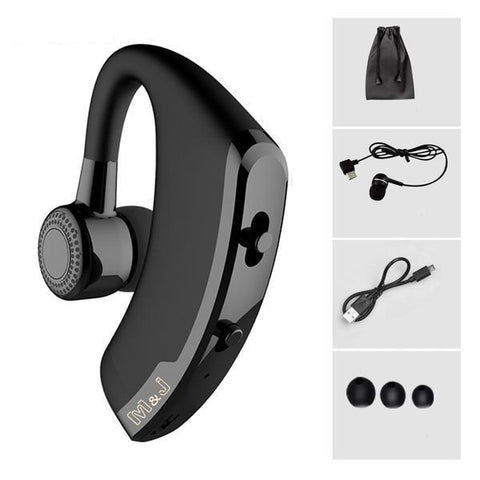 Handsfree Business Bluetooth Headphone - Chilling Outdoors