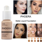 Coverage Liquid Foundation