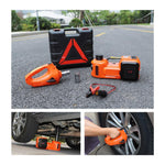 Electric Auto Hydraulic Jack - Chilling Outdoors