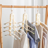 Foldable Clothes Rack