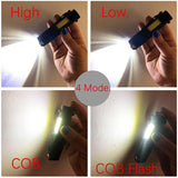 USB Waterproof Flashlight
