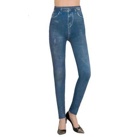JegSlim - The leggings that look like jeans