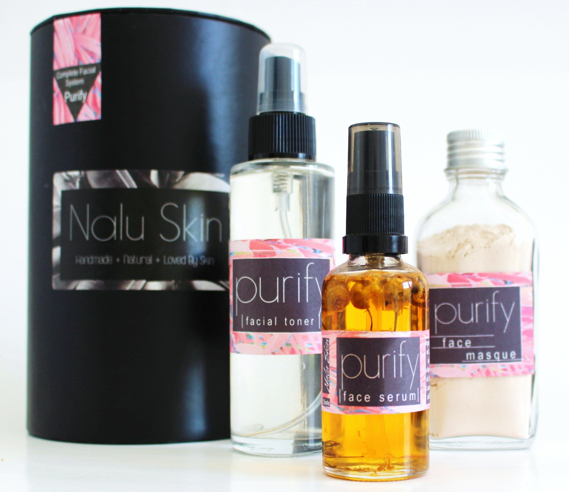 Purify | Facial Trio