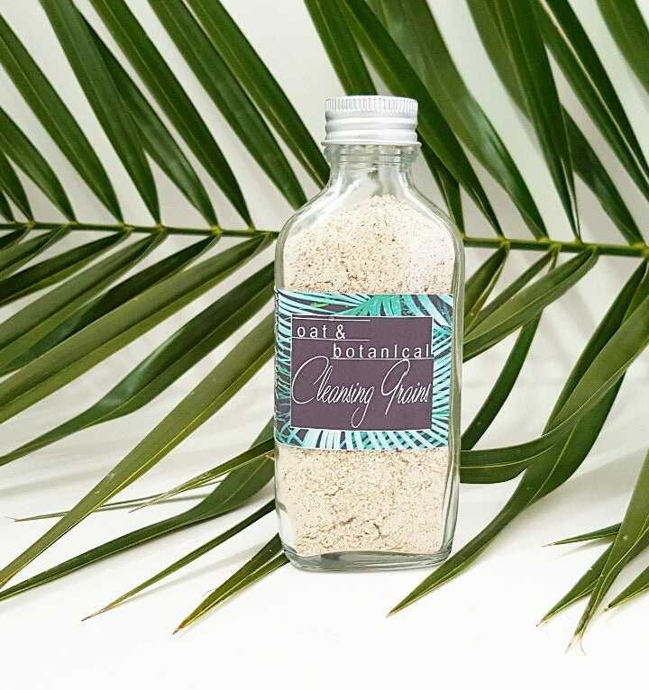 Oat & Botanical Cleansing Grains