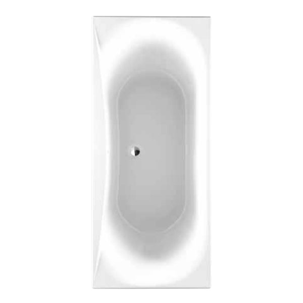 Joy 1800 x 800mm Luxury Double Ended Bath