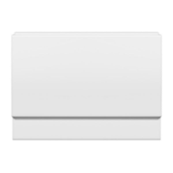 Supastyle 750mm End Panel - White