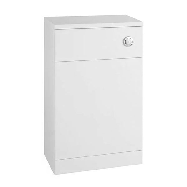 Joy 500mm WC Toilet Bathroom Furniture Unit - White