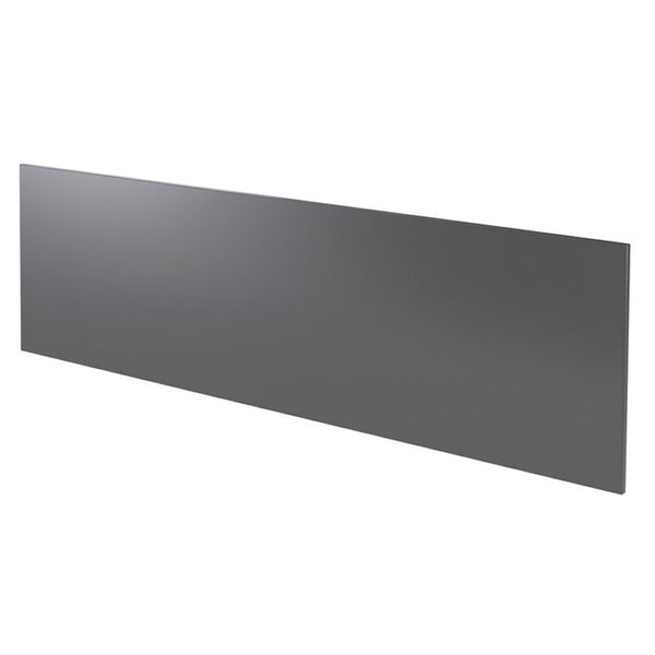 Inspire 1800mm Bath Panel - Gloss Grey