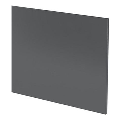 Inspire 750mm Bath Panel - Gloss Grey