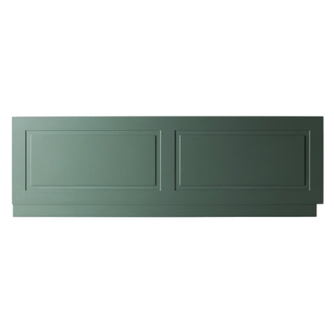 Artistic 1800mm Bath Front Panel - Matt Grey