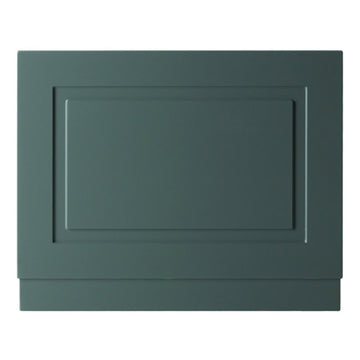 Artistic 750mm Bath End Panel - Matt Grey