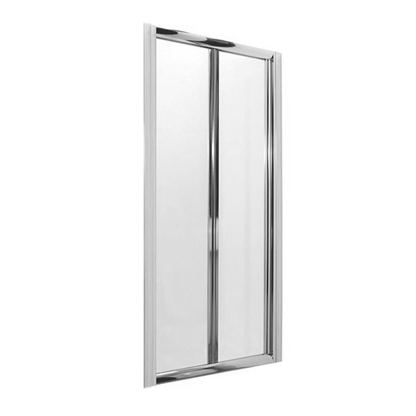 Kiss 900mm Bi Fold Shower Door