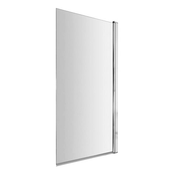 Kiss 1400mm x 780mm Bath Screen - Square Edge